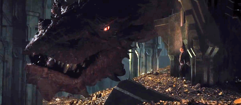 Rate the hottest dragon in pop culture