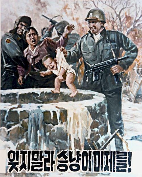 The Most Insane North Korean Propaganda
