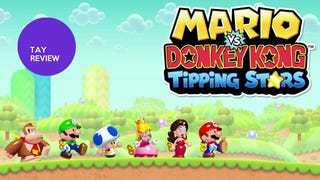<i>Mario Vs. Donkey Kong: Tipping Stars</i>: The TAY Review