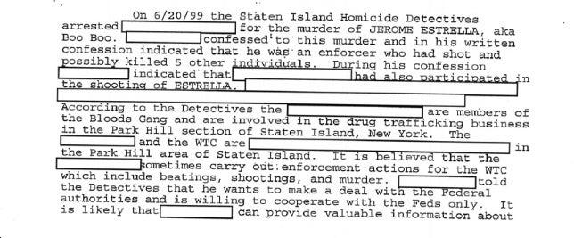 Ol' Dirty Bastard's FBI File: Wu-Crimes and Tons of Guns