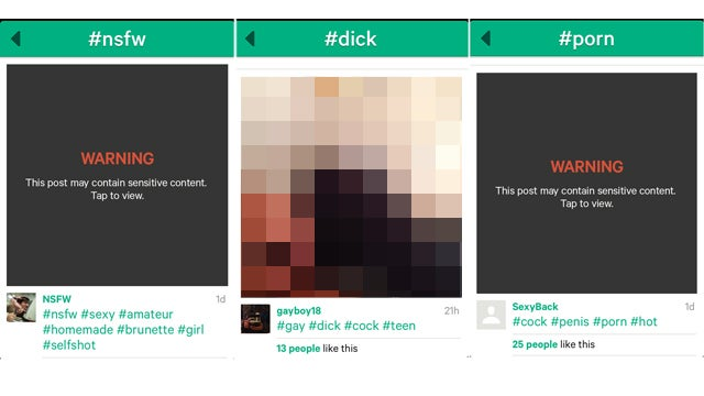 Twitter's Vine is America's Hottest New Porn Search Engine