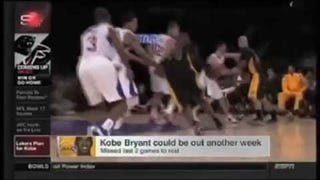 <i>SportsCenter</i> References Guy Who Drove To Temecula To Fight A Kobe Hater