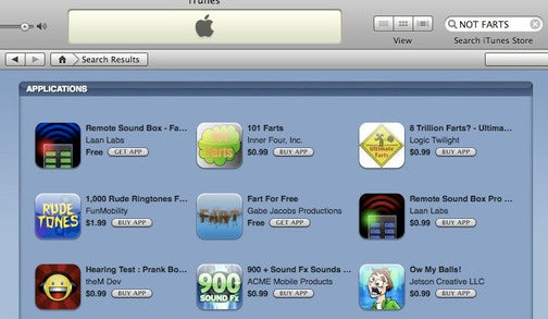 Soon We'll Be Able to Search the App Store For More Than Exact Product Names