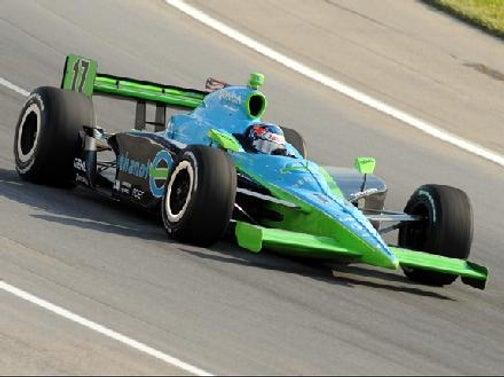 Rahal-Letterman Quits IndyCar