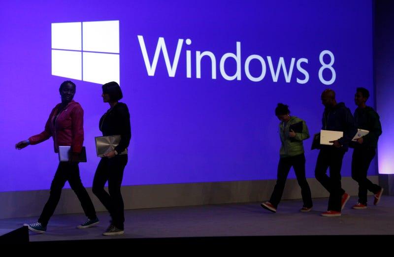 Las ventas de Windows 8 se quedan cortas: 60 millones de licencias en 10 semanas