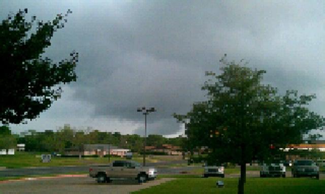 Dallas Tornadoes Toss 18-Wheelers Through The Air