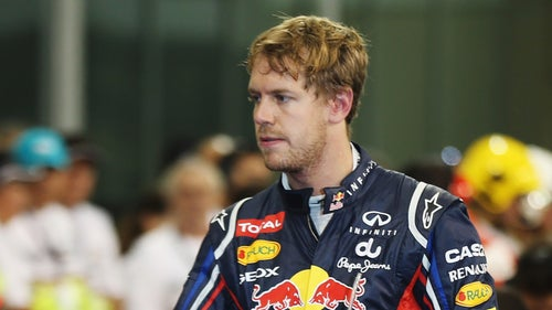 Sebastian Vettel To Start At Back Of Grid In Sunday's Abu Dhabi Grand Prix