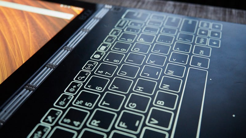 The Lenovo Yoga Book Is the Future of Laptops, But It's Missing an Operating System