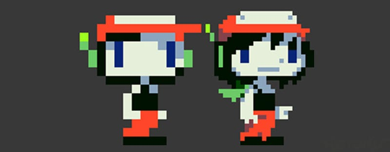 Meet The New Cave Story Hero, Same As The Old Cave Story Hero