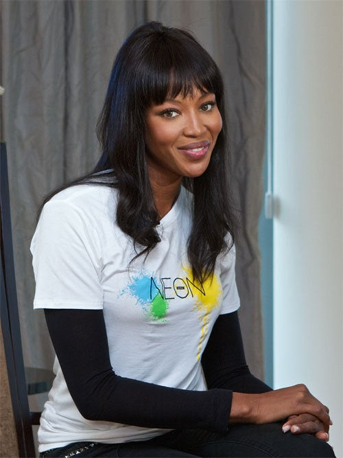 "Naomi Opens Up To Oprah; ""Cougars"" Drive Sales Of Lingerie"
