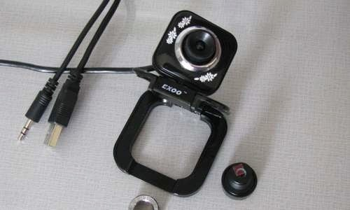 Install a Wide Angle Lens into Your Webcam