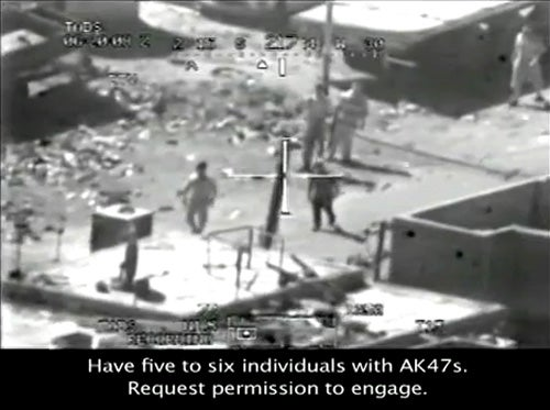 U.S. Army Accused Of 'Video Game'-Like Behavior In Disturbing Leaked Iraq War Video