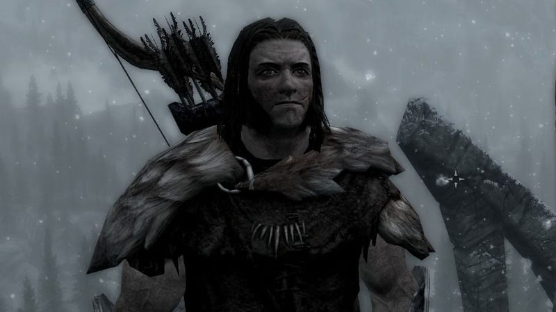 Show me Your Dovahkiin. I Want to See It.