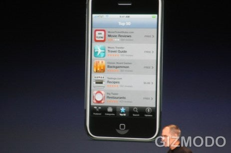 App Store Exclusive Distributor of iPhone Apps