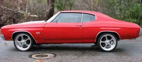 Want The Game's Chevelle SS 454?