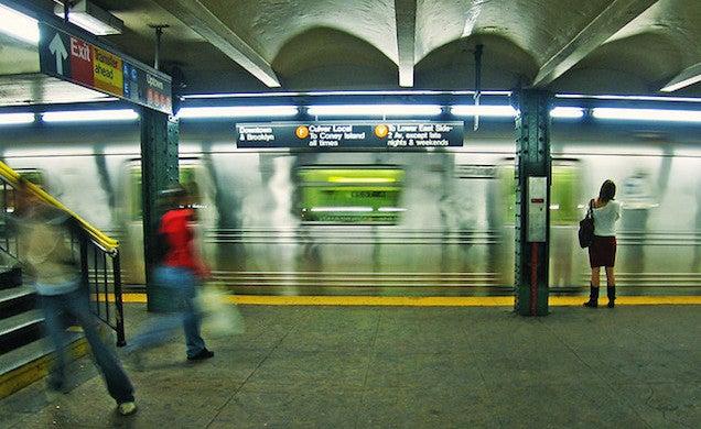 "Get Ready for ""Dangerously Hot"" Subway Platforms, MTA Warns"