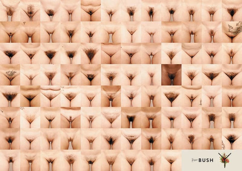 A Ton of Tiny Vulvas Will Get Your Week Off to a Good Start [NSFW]