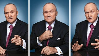 Ray Kelly On Stop-and-Frisk, Fighting Crime and Combating Terrorism