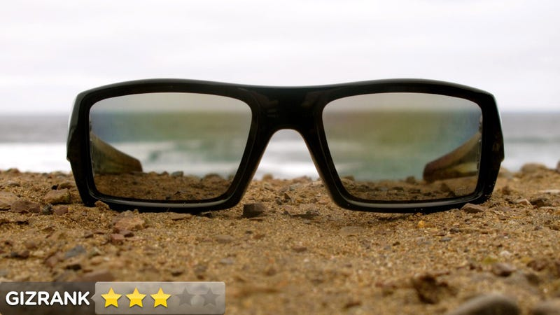 Oakley 3D Gascan Peepers Lightning Review: Pimp But Pricey