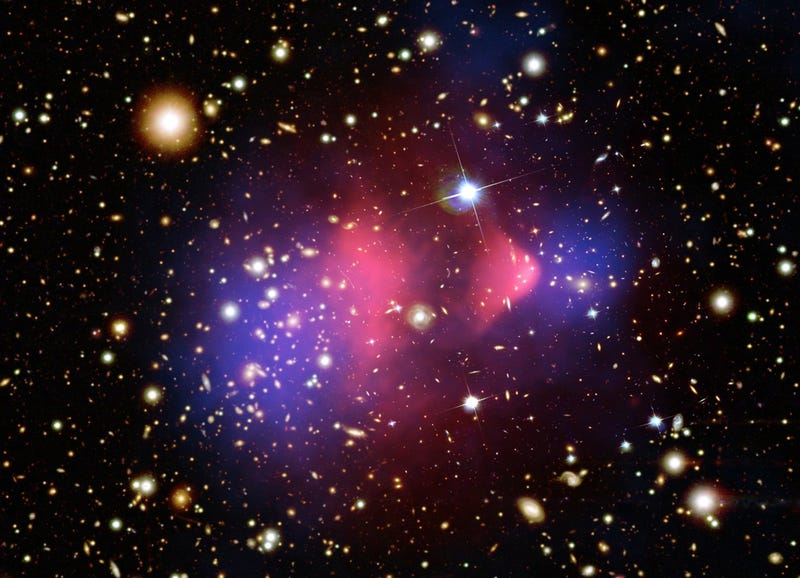 Ask A Physicist: Why Believe In Dark Matter?