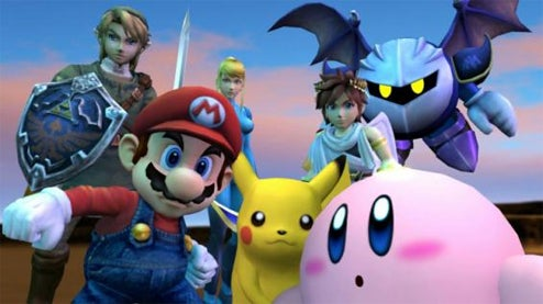 This Is Nintendo's Excuse For Smash Bros' European Delay