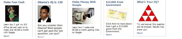 Facebook's Get-Rich-Quick Scheme