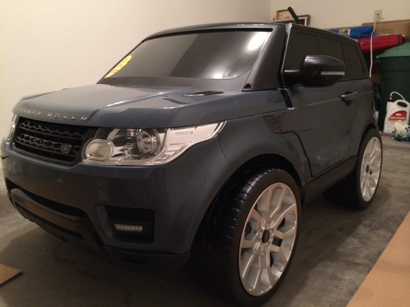 "2014 Range Rover Sport ""SuperCharged"" - ""Mini"" Review"