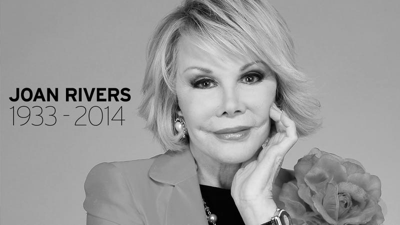 Joan Rivers, Dead at 81