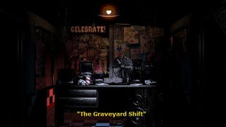 The Graveyard Shift *Spooky Edition - Fun till the lights go out..
