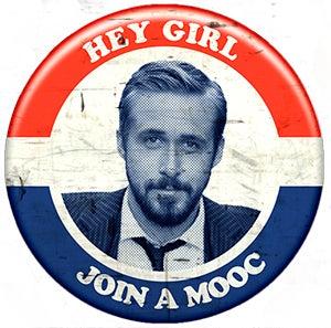 Anyone want to MOOC?