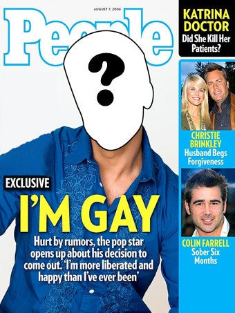 Rumor Mill: Gay Celeb To Come Out On Cover Of People