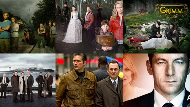 Which new fall TV series are you most excited about?