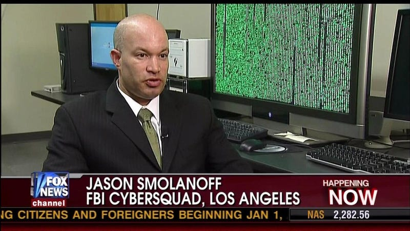 Fox News to FBI Cybersquad: Get In Front Of Some High Tech Looking Stuff...Quick!