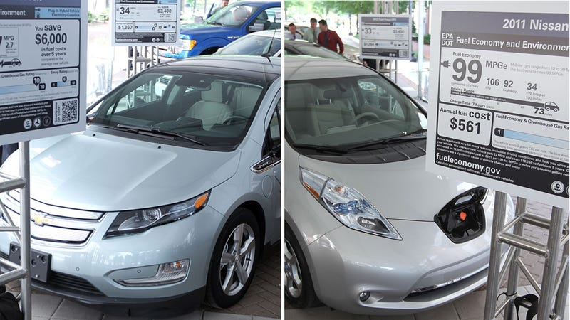 Nissan Leaf outselling Chevy Volt 2 to 1, can GM catch up?