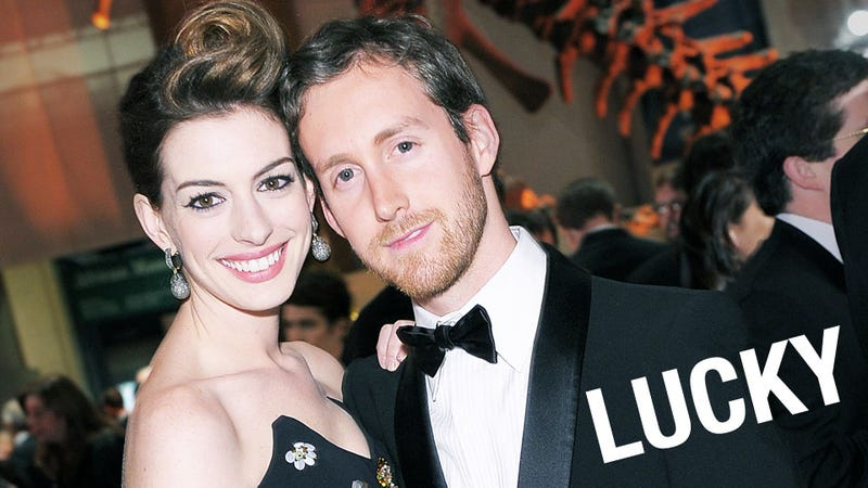 Anne Hathaway Is Engaged to a Normal