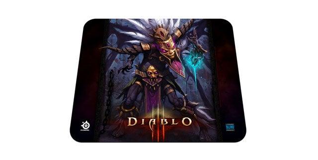 Getting Prepared for Diablo III the SteelSeries Way
