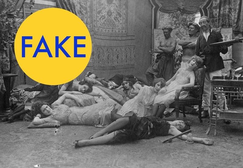 9 imágenes virales que son completamente falsas