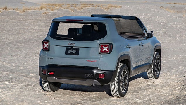the jeep renegade as a convertible jeep renegade forum. Black Bedroom Furniture Sets. Home Design Ideas