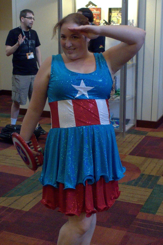 The Coolest Games, Art and Cosplay We Saw at Gen Con 2014