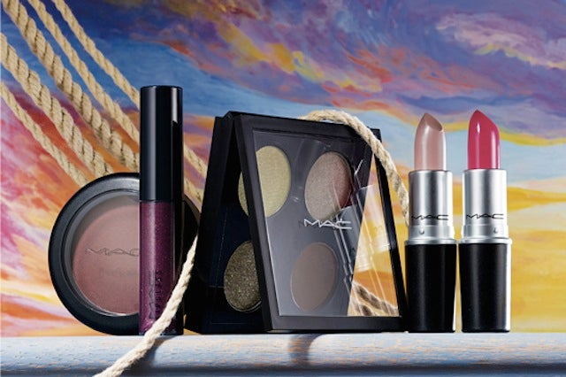 Coming Soon: Makeup Inspired by Fabio-esque Romance Novel Covers