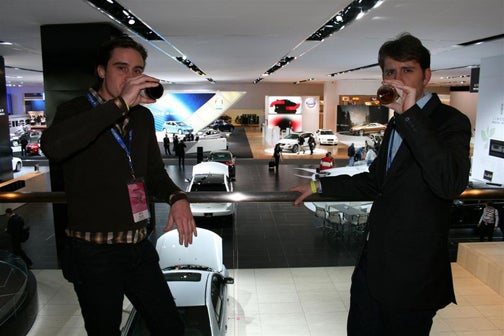 2010 Detroit Auto Show Press Preview Cut To Two Days