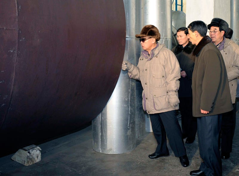 North Korea Claims Success In Nuclear Fusion