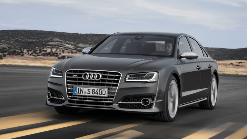 Audi To Dump $30 Billion Into R&D Because Suck It, Haters