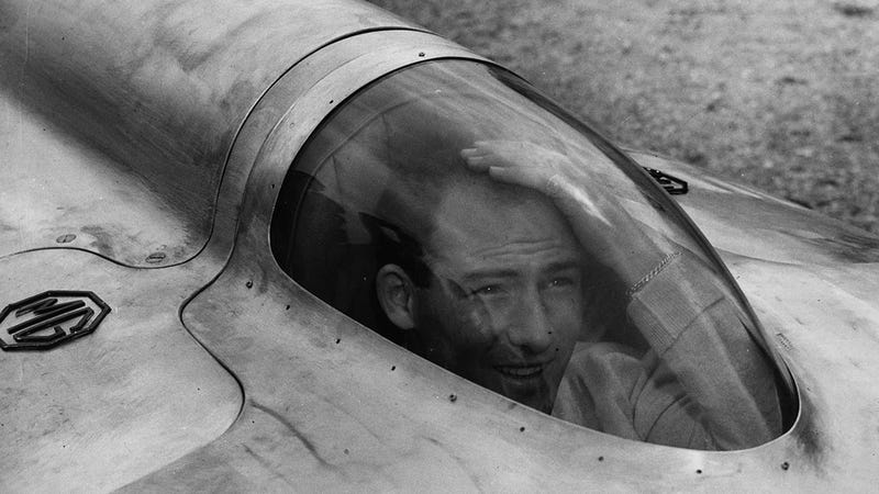 30 Years Of Sir Stirling Moss Being Awesome