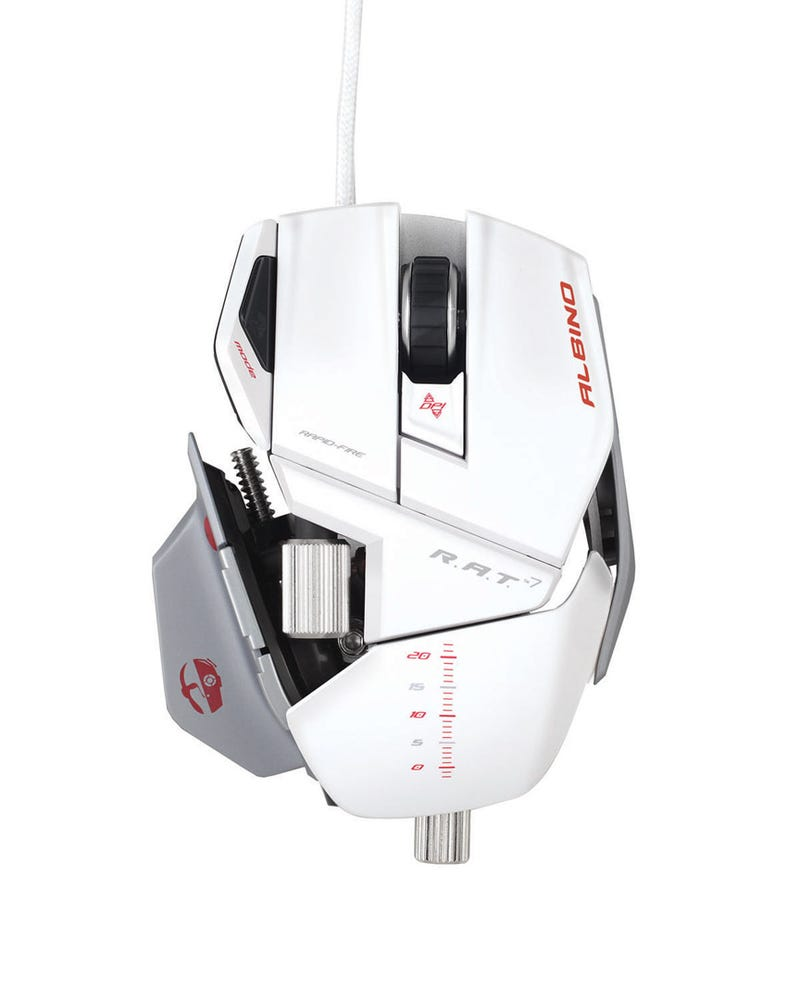Now You Can Own the Gaming Mouse Pilots Use to Control Their Mechs