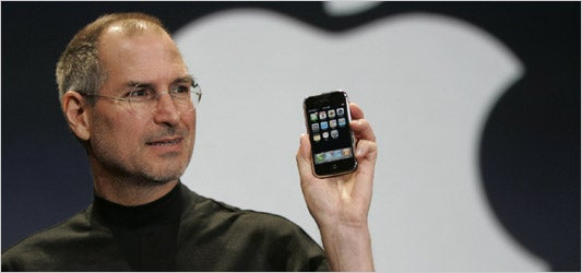 Man Mugged For iPhone He Didn't Have?