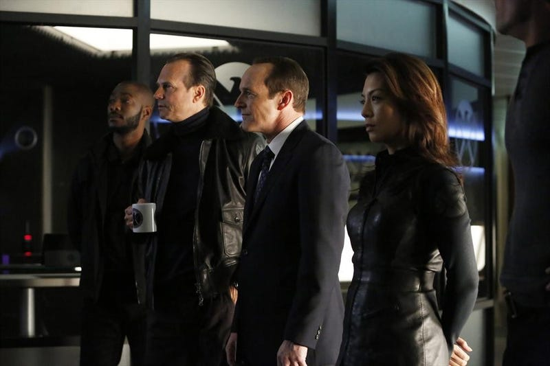 The Agents of SHIELD Are Starting To Fall Apart. Thank Goodness.