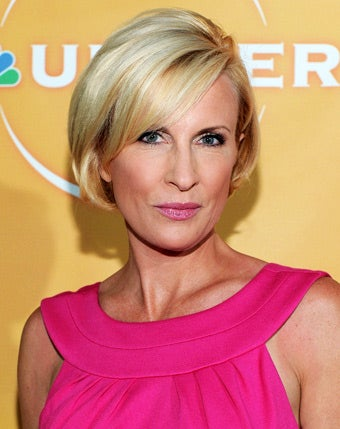 Mika Brzezinski Is the Hungriest Woman on Television