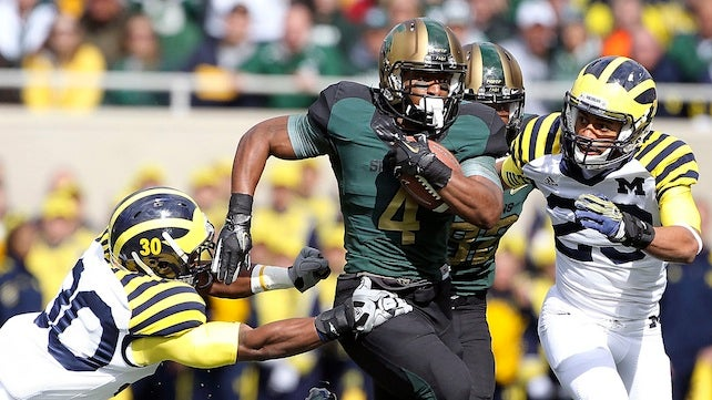Deadspin's College Football Top 25 Or So: Spartan Comforts