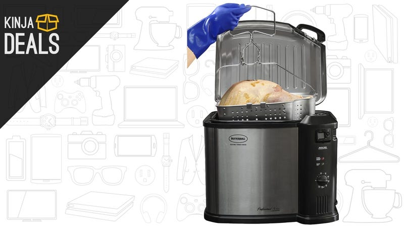Saturday's Best Deals: Garmin Forerunner, Flameless Fried Turkey, and More